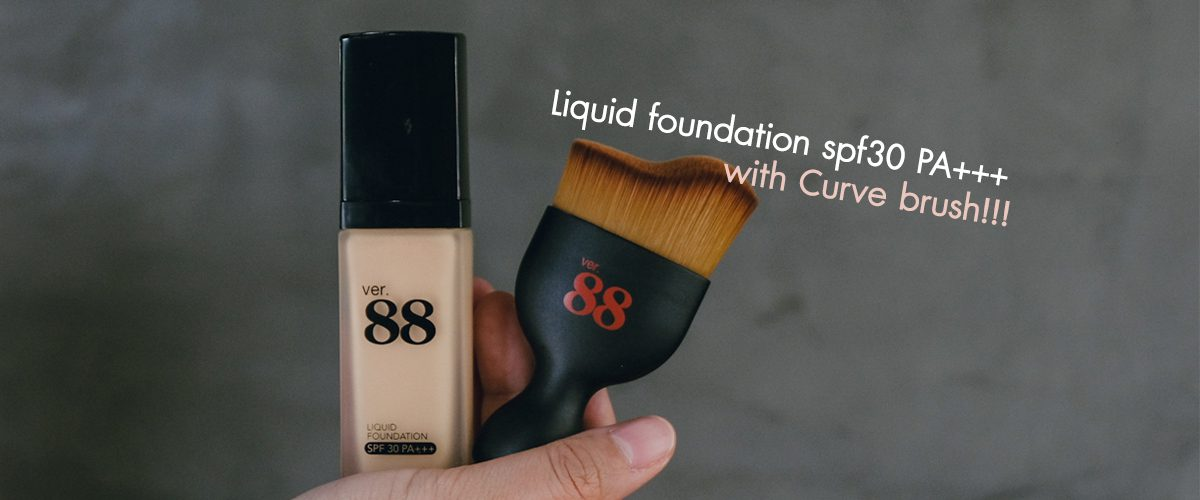 Ver.88 Liquid foundation
