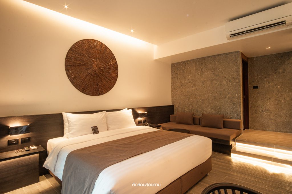 ห้อง Deluxe Room