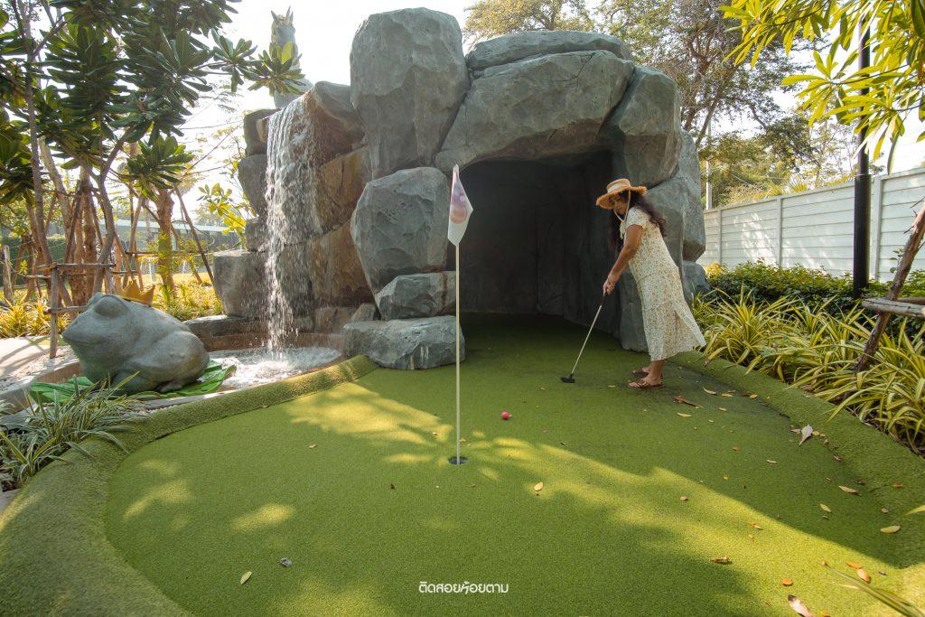 SO Wonderland Adventure Golf